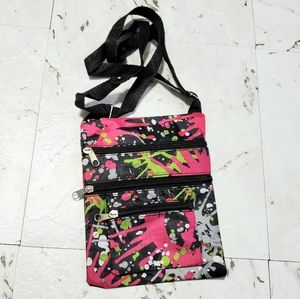Crossbody Purse Mini Lots Of Pockets